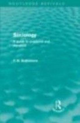 Sociology (Routledge Revivals)