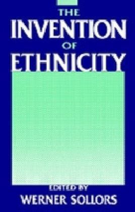 Invention of Ethnicity