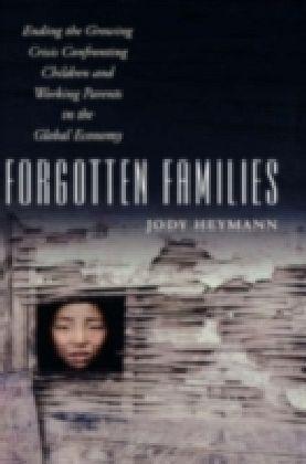 Forgotten Families