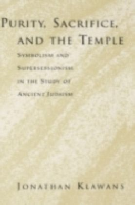 Purity, Sacrifice, and the Temple
