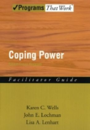 Coping Power Parent group program