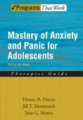 Mastery of Anxiety and Panic for Adolescents