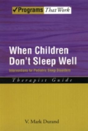 When Children Don't Sleep Well
