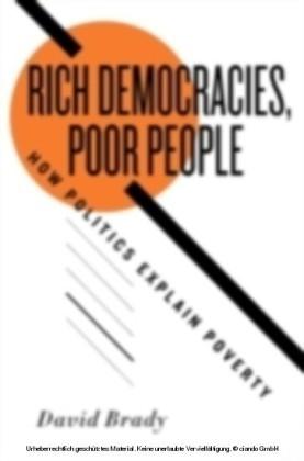 Rich Democracies, Poor People