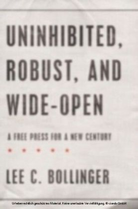 Uninhibited Robust & Wide-Open