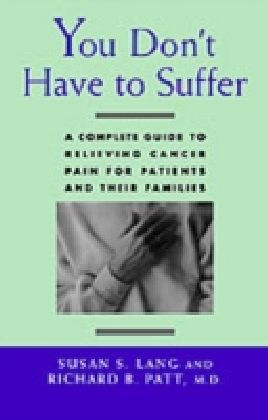 You Don't Have to Suffer