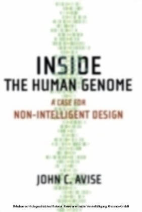 Inside the Human Genome A Case for Non-Intelligent Design