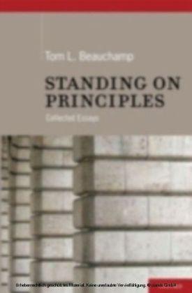 Standing on Principles