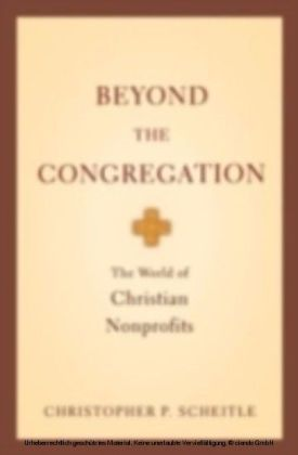 Beyond the Congregation
