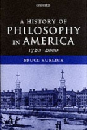 History of Philosophy in America