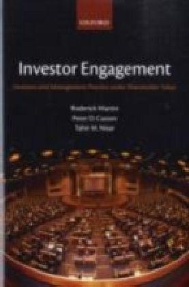 Investor Engagement