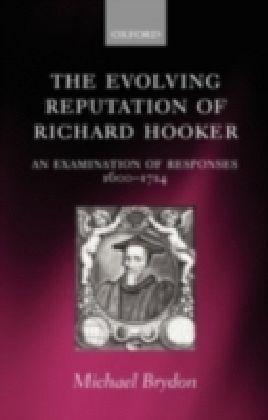 Evolving Reputation of Richard Hooker