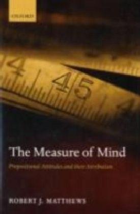 Measure of Mind