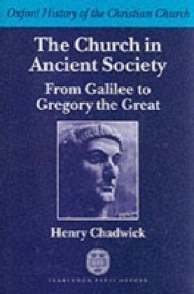 Church in Ancient Society