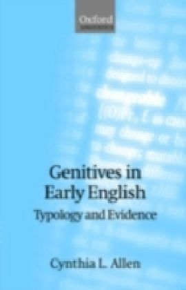 Genitives in Early English