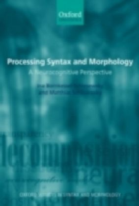 Processing Syntax and Morphol Osusm