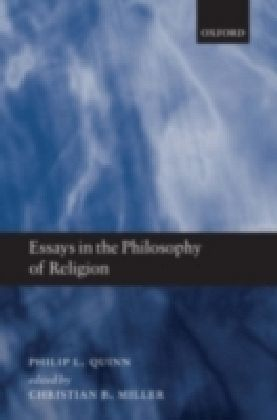 Essays in the Philosophy of Religion