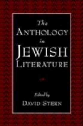 Anthology in Jewish Literature