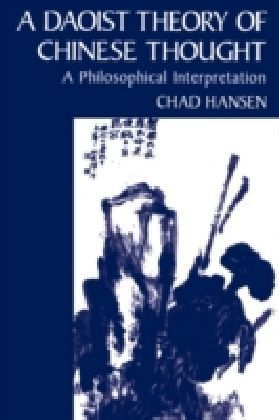 Daoist Theory of Chinese Thought