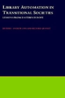 Library Automation in Transitional Societies