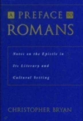 Preface to Romans
