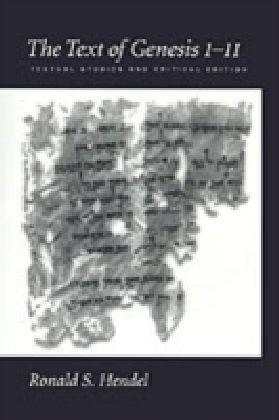 Text of Genesis 1-11