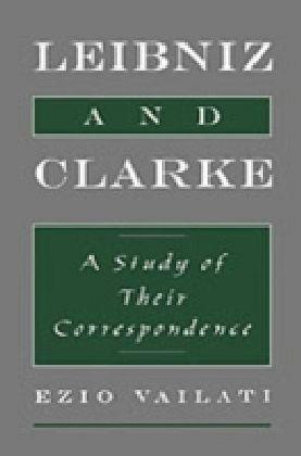 Leibniz and Clarke