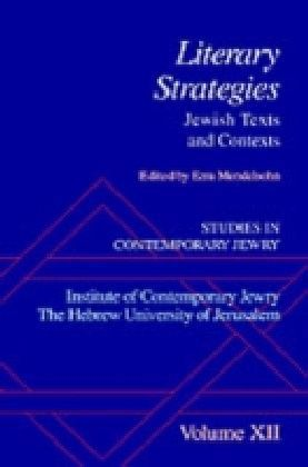 Studies in Contemporary Jewry