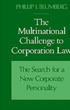 Multinational Challenge to Corporation Law