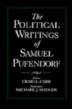 Political Writings of Samuel Pufendorf