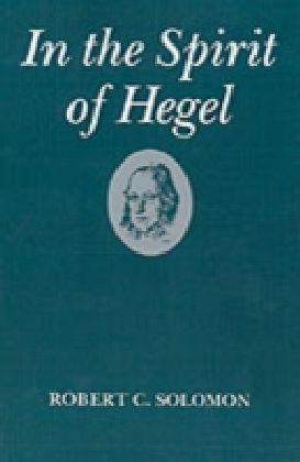 In the Spirit of Hegel