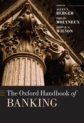 Oxford Handbook Of Banking