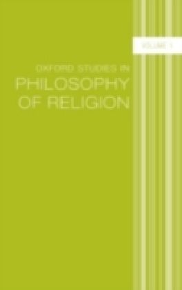 Oxford Studies in Philosophy of Religion