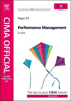 CIMA Official Exam Practice Kit Performance Management