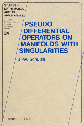 Pseudo-Differential Operators on Manifolds with Singularities