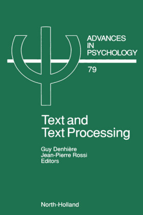 Text and Text Processing