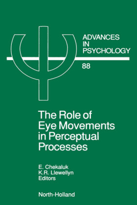 Role of Eye Movements in Perceptual Processes, The. Advances in Psychology, Volume 88.