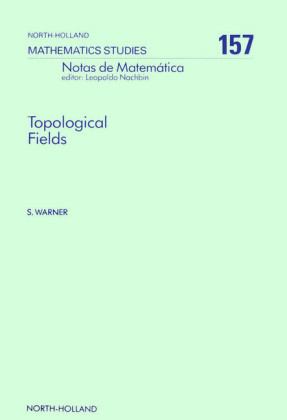 Topological Fields