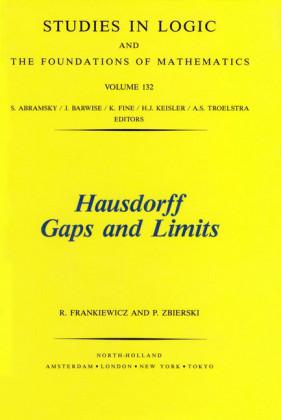 Hausdorff Gaps and Limits