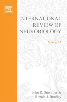 INTERNATIONAL REVIEW NEUROBIOLOGY V 23