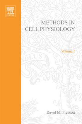 METHODS IN CELL BIOLOGY,VOLUME 1