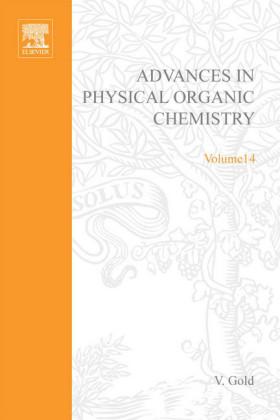 ADV PHYSICAL ORGANIC CHEMISTRY V14 APL