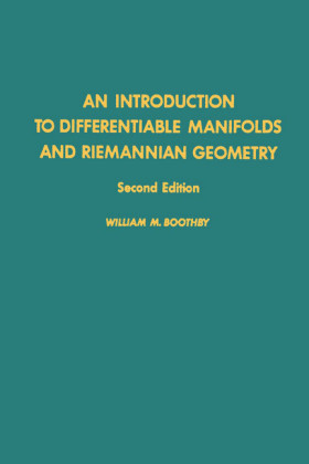 An introduction to differentiable manifolds and Riemannian geometry (2nd Ed)