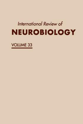 International Review of Neurobiology. Vol.33.