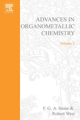 ADVANCES ORGANOMETALLIC CHEMISTRY V 2