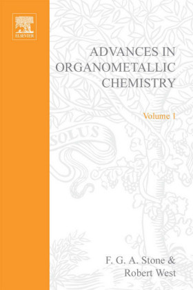 ADVANCES ORGANOMETALLIC CHEMISTRY V 1