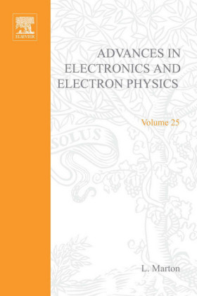 ADVANCES ELECTRONCIC &ELECTRON PHYSICS V25