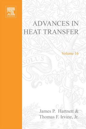 ADVANCES IN HEAT TRANSFER VOLUME 16