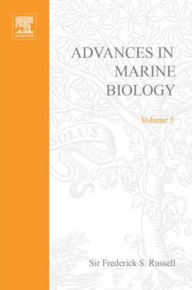 ADVANCES IN MARINE BIOLOGY VOL. 5 APL