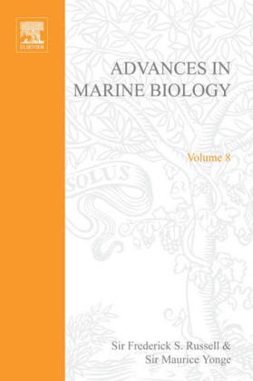 ADVANCES IN MARINE BIOLOGY VOL. 8 APL. Vol.8